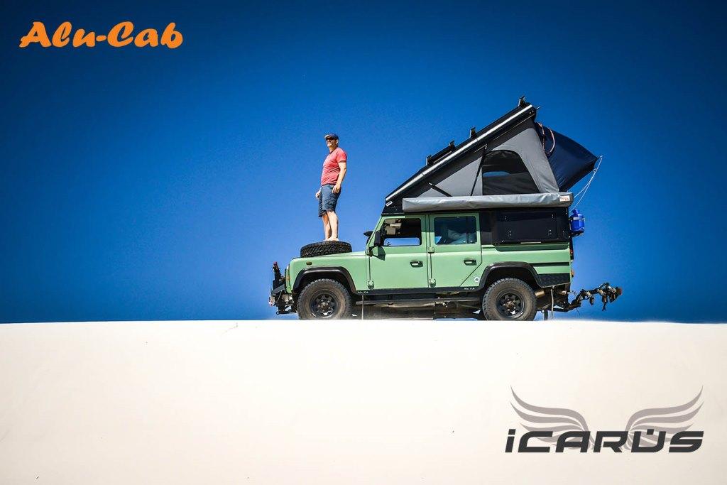 Icarus Rooftop Conversion