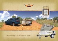 New Jurgens XT65 Luggage Trailer