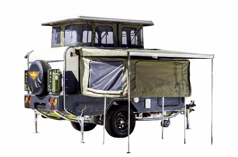 Caravans Camping Trailers Amp Motorhomes From Top Dealers