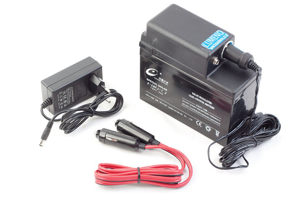 LED Accessories 12V / 220V Battery Buddy