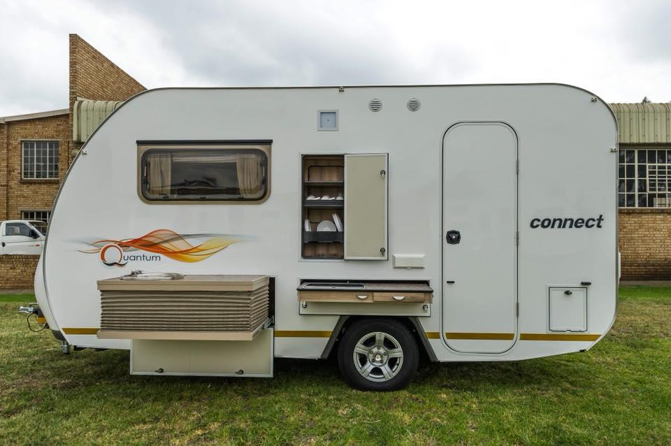 Connect Luxury Caravan Quantum Leisure Caravans For Sale
