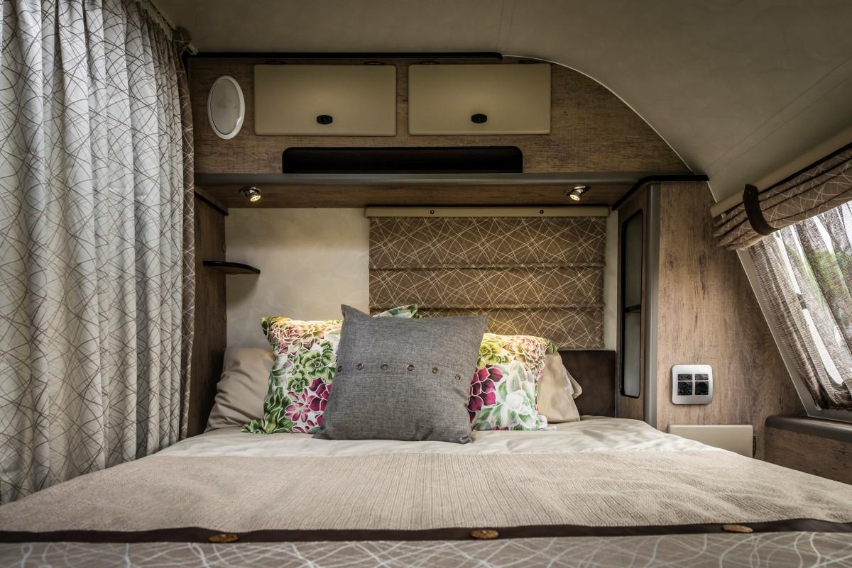 Grand Infinity Luxury Caravan Quantum Leisure Caravans