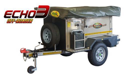 Echo 3 Off-road trailer