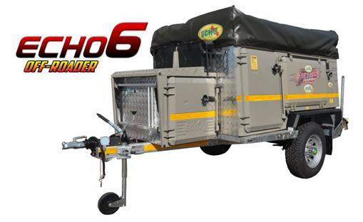 Echo 6 Off-road trailer
