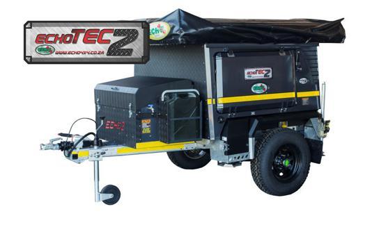 Echo Tec 2 Off-road trailer