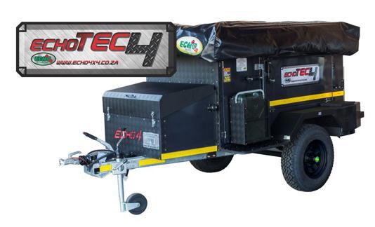 Echo Tec 4 Off-road trailer