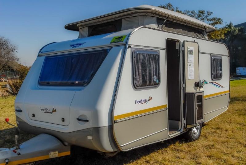 Jurgens Fleetline - Camp Guru