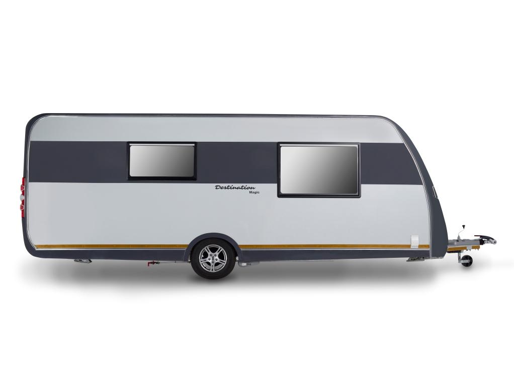 Destination Caravans Magic Caravans South Africa