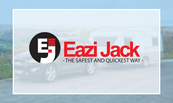 Eazi Jack - The Safest & Quickest Way to Jack up your Caravan