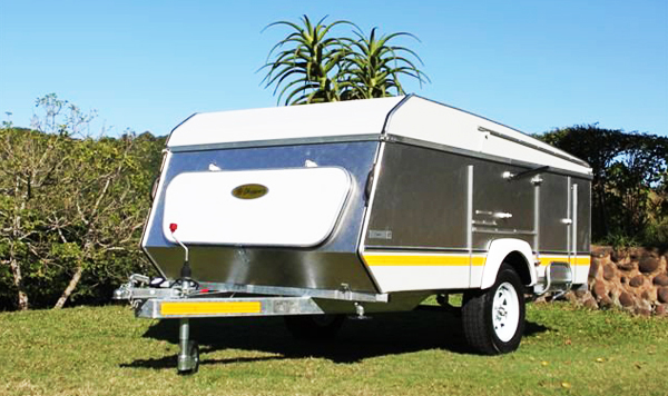 Skipper Tent Trailers - Oyster Trailer